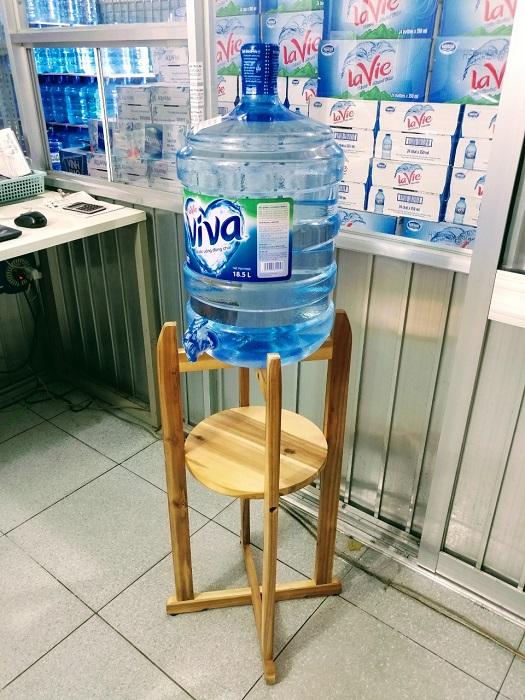 bình nước LaVie có vòi